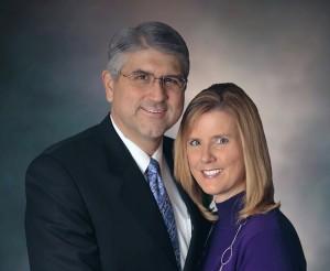 Pastor & Mrs. Cazis